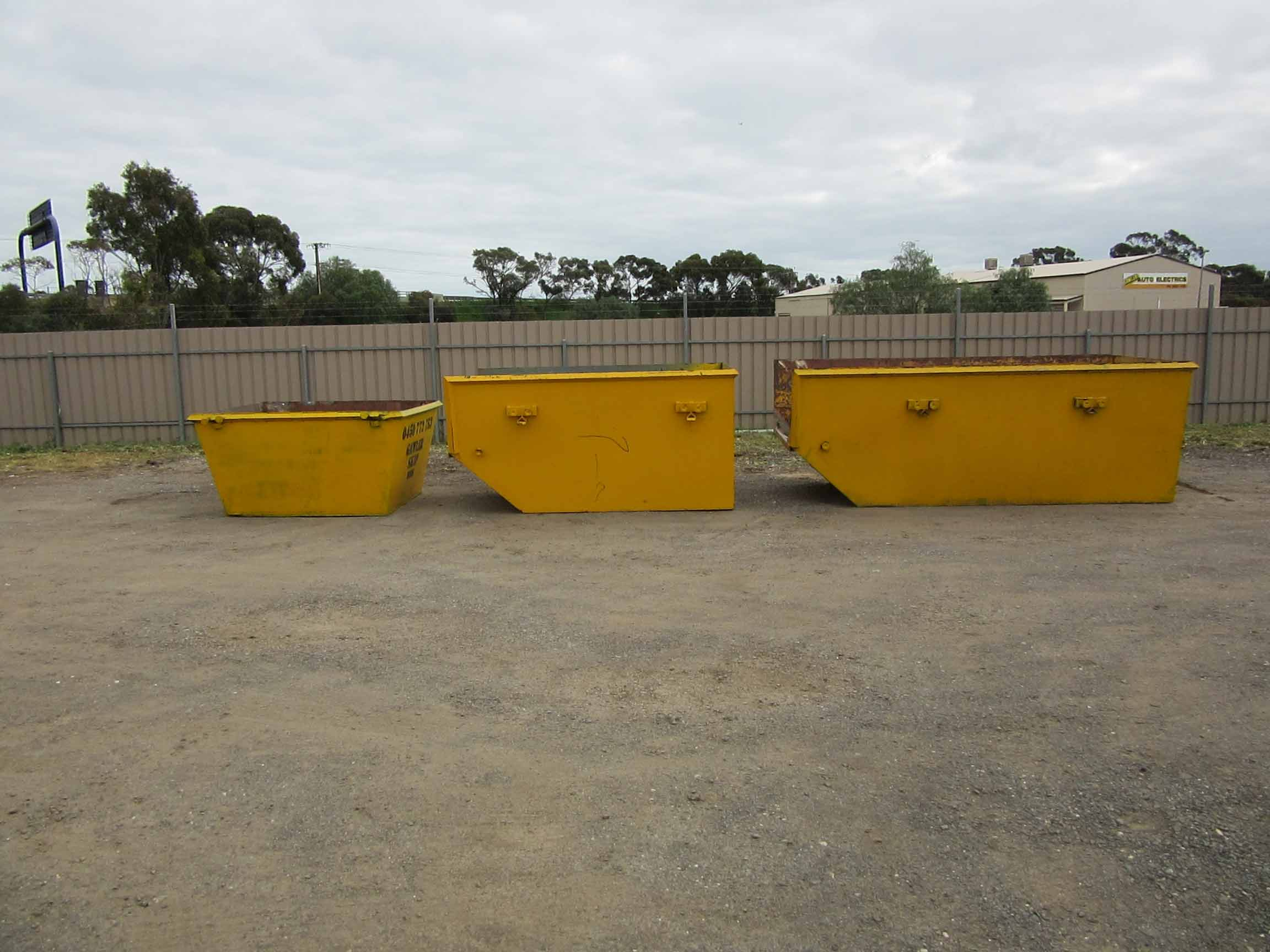 Mini Bins for Hire in Rockingham WA
